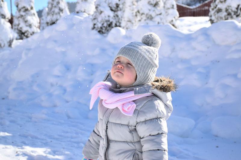 Salute e benessere anche d'inverno